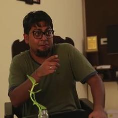Watch: Stand-up comedian Abijit Ganguly takes on bullying in his short film 'Lo Magar Pyaar Se'