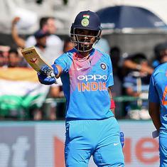 टी-20 के दूसरे मुकाबले में भारत ने आयरलैंड को 143 रन से हराया