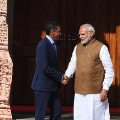 Xi sells Seychelles on the seashore as Modi's foreign policy lies in tatters