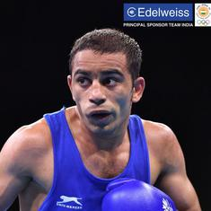 Asian Games: Meet Amit Panghal, who defeated the Olympic champ to win India's only boxing gold