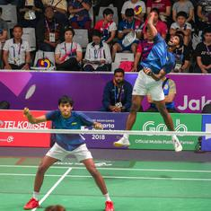 Thailand Open SF as it happened: Satwik / Chirag Shetty overcome former world champs to reach final