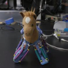 Watch: Now your favourite stuffed toy can be turned into a robot