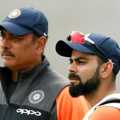 Kohli as good as Tendulkar in visualising  situations while batting, says Shastri