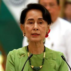 Myanmar leader Aung San Suu Kyi's Nobel Peace Prize will not be withdrawn