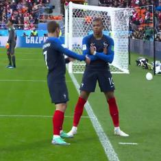World Cup, France v Peru as it happened: Mbappe's goal puts Les Bleus through to round of 16