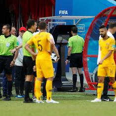 Ruined the game? VAR used for first time in World Cup history and Twitter is divided over it