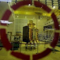 NASA says its instrument aboard India's Chandrayaan-I has discovered ice water on the moon
