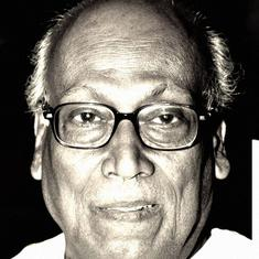 A politician questioned the credentials of Bengal's most respected living poet. Everyone jumped in