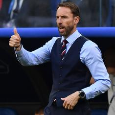 England's Southgate rewarded for Russia success with new contract till 2022 World Cup