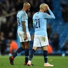 Manchester City bogged down by favourites tag: Talking points from City versus Lyon