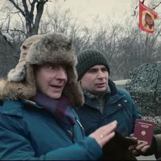 Moscow cancels screening of award-winning Ukranian civil war film 'Donbass'