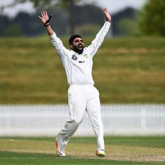 India-born spinner Ajaz Patel included in New Zealand Test squad for Pakistan series