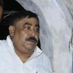 'Frame BJP leader in cannabis case': Trinamool strongman Anubrata Mandal's alleged remark sparks row