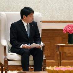 Narendra Modi meets Japan's defence minister, welcomes deepening bilateral ties