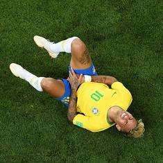 Watch: All the Neymar rolling memes compiled in one hilarious video