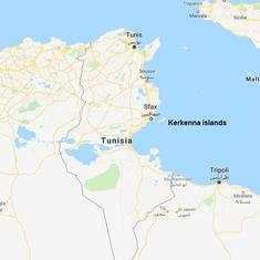 At least 48 refugees killed as boat capsizes off Tunisia's coast