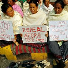 Your Morning Fix: Over 700 army men petition the Supreme Court over 'dilution of AFSPA
