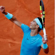 French Open final, as it happened: Nadal thrashes Thiem in straight sets to clinch 11th title