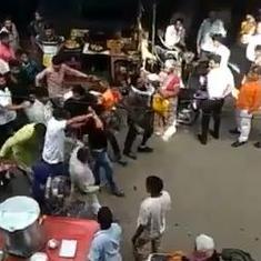 उत्तर प्रदेश : हिंदू लड़की से शादी करने जा रहे मुस्लिम युवक की कोर्ट में पिटाई