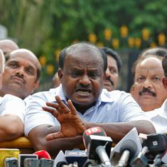 The big news: Kumaraswamy to meet Congress leadership in Delhi on Monday, and 9 other top stories
