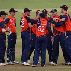Nepal lose first-ever ODI as Netherlands prevail by 55 runs