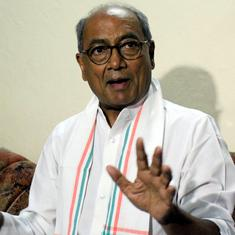 BJP demands Digvijaya Singh be sacked from Congress for accusing RSS of backing 'Hindu terrorists'