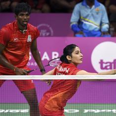China Open badminton: Ashwini and Satwik beat world No 12 pair Ellis-Smith in round 1