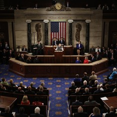 Narendra Modi talks terrorism and emphasises strongest-yet ties with US in address to lawmakers
