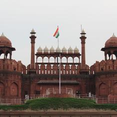 Delhi Police arrest two suspected terrorists near Red Fort