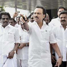 तमिलनाडु : एमके स्टालिन डीएमके प्रमुख बने लेकिन उनके भाई की चुनौती भी उनके सामने है