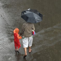 Ten videos that say the rains are in India, and so are urban bliss, traffic jams and floods