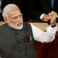 शांति के माहौल को नष्ट करने वालों को मुंहतोड़ जवाब दिया जाएगा : नरेंद्र मोदी