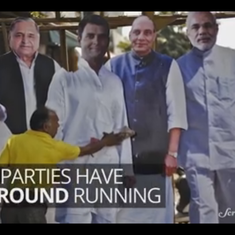 Watch: Parties are readying for the UP Assembly Elections, even if voters aren't just yet