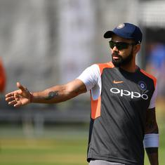 Virat Kohli has every right to have a say in coach selection, says Sourav Ganguly
