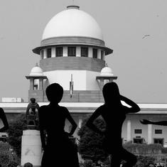 Supreme Court has done well to legally reaffirm women's right to choose sexual partners. So what?