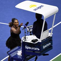 'She went too far': Federer feels Serena could have avoided rant against umpire at US Open