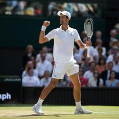 Rejuvenated Novak Djokovic looking to tune up for US Open charge after Wimbledon triumph