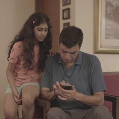 Watch: A father bonds with his daughter in 'Her First Time'