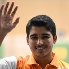 Shooting Nationals: Saurabh Chaudhary wins men's 10m air pistol gold, Sarabjot claims silver