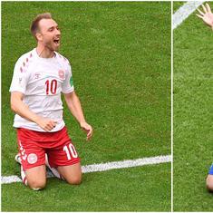 Eriksen-Modric midfield battle could be the defining factor of Croatia vs Denmark