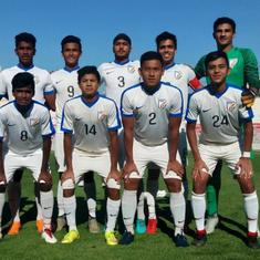 WAFF U-16 Championship: Buevenesh's injury-time header helps India stun Iraq 1-0