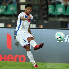 Indian Super League: Delhi Dynamos bolster their defence by signing Narayan Das from FC Goa