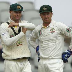 Michael Clarke, Brad Haddin slam India's 'negative' batting tactics on Day 2
