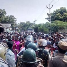 तमिलनाडु : वेदांता ग्रुप के एक प्लांट के खिलाफ प्रदर्शन के दौरान पुलिस फायरिंग, नौ लोगों की मौत