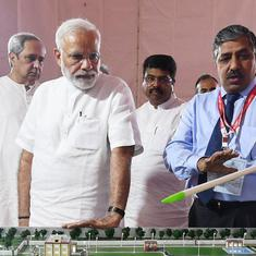 Odisha: Narendra Modi lays foundation stone for Talcher fertiliser project