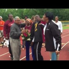 Video: Meet the 100-year-old who ran a 100 metre dash in just 46 seconds