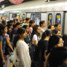 Delhi Metro staff threaten to go on strike from Saturday, demanding pay revision