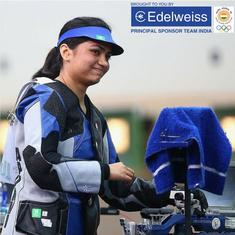 Asian Games: Apurvi Chandela and Ravi Kumar qualify for the 10m Air Rifle Mixed Team final