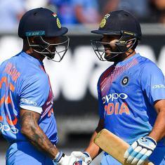 एशिया कप : भारत ने पाकिस्तान को आठ विकेट से करारी शिकस्त दी