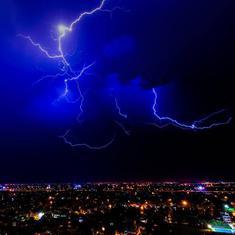 Lightning kills 18 people in Bihar, Odisha and Uttar Pradesh